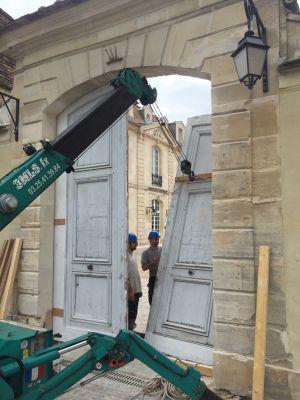 Chateau Laboissière 6 - Repose De La Porte