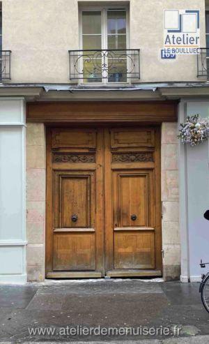 PORTE COCHERE 169 RUE SAINT JACQUES PARIS 5