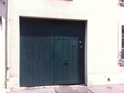 Porte-cochere-Bruit- Après Restauration
