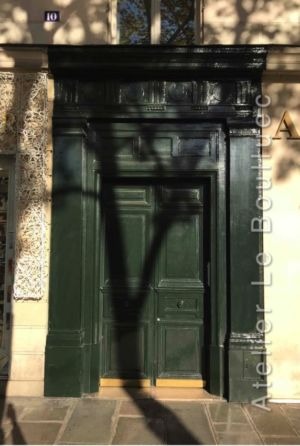 Porte Batarde - 10 Place Saint Sulpice PARIS 6