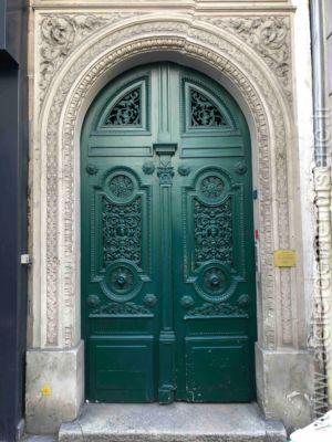 Porte Batarde - 1 Rue De Jeuneurs  - Paris 2