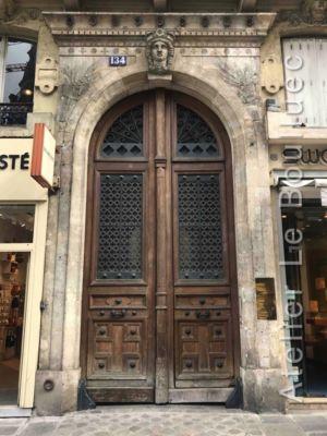 Porte Cochère - 134 RUE DE RIVOLI RED