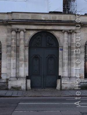 Porte Cochère - 17 QUAI VOLTAIRE PARIS 7