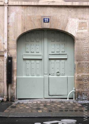 Porte Cochère - 21 RUE CHARLES V PARIS 4