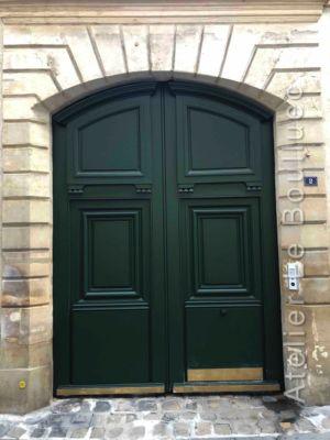 Porte Cochère  - 2 RUE DES POITEVINS PARIS 5