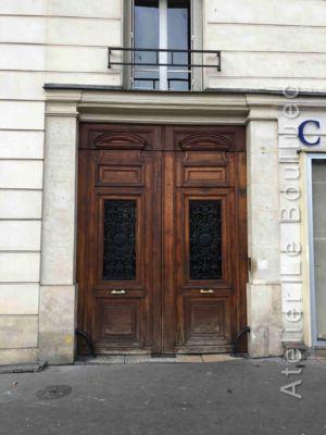 Porte Cochère - 7 PLACE FRANTZ LISZT PARIS 10