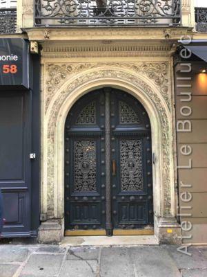 Porte Cochère - 80 RUE D\'AMSTERDAM PARIS 8