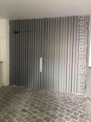 Porte Cochère - 98 RUE DES DAMES - Porte Cochère Coté Int