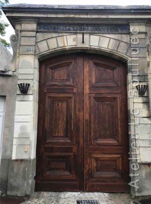 Porte Cochère - Fondation Favier Bry Sur Marne Coté Rue