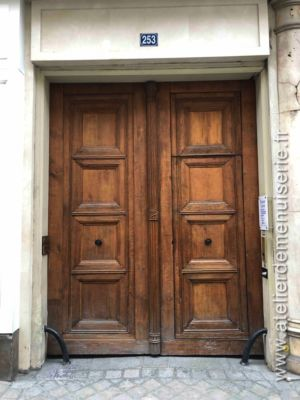 Porte Cochère 253 RUE DU FBG ST HONORE