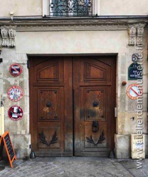 Porte Cochère 4 RUE DU VERTBOIS PARIS 3