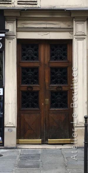 Porte Cochère Empire XV - 55 Rue De Turenne