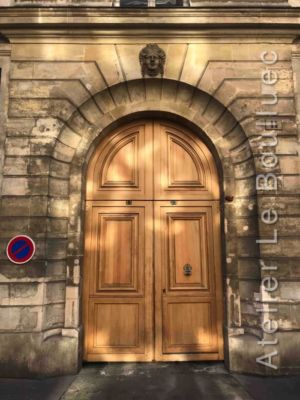 Porte Cochère Louis XIII - 11 RUE VIEILLE DU TEMPLE PARIS 3