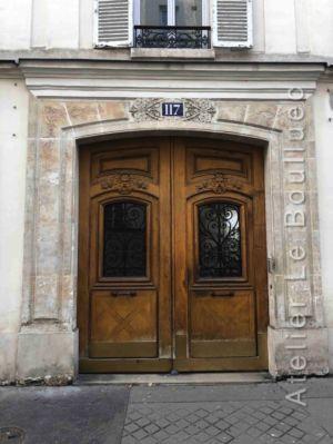 Porte Cochère Louis Xiii - 117 RUE ND DES CHAMPS PARIS 6