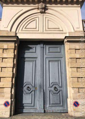 Porte Cochère Monumentale - 8 Rue Monsieur - Paris 7-1