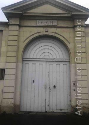 Porte Cochère évéché D\'Angers